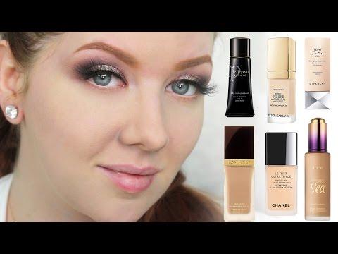 Highend Makeup   Best & Worst Luxury Foundations