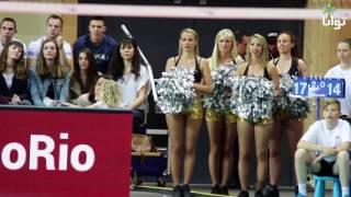 گزارش اختصاصی توانا از مسابقه والیبال ایران و فرانسه