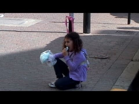 Child Left Outside Store on a Leash   What Would You Do?   WWYD   ABC News