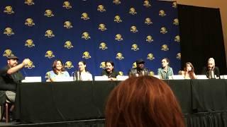 Wynonna Earp @ DragonCon 9/2/2017 [Full Panel]