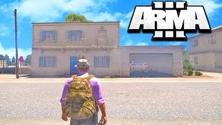 Arma 3 Life – BUYING THE BEST HOUSE IN THE GAME!!! | Arma 3 Funny Moments (Arma 3 Gameplay)