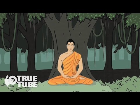 The Enlightenment Of The Buddha