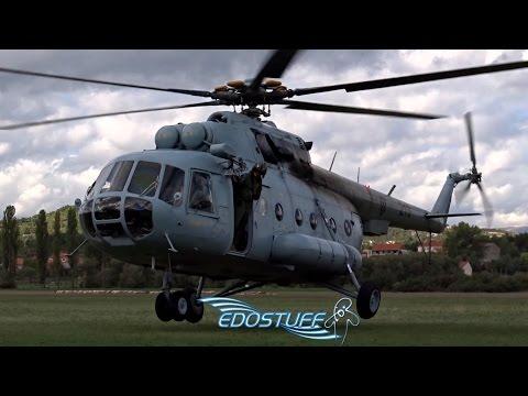 Croatian Air Force Mil Mi-8 MTV-1 - Piket Airfield LDSS Sinj