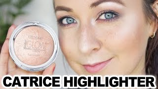 Catrice Cosmetics Highlighter Review + Demo