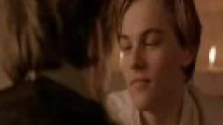 Leonardo DiCaprio - Gay Hot Kiss