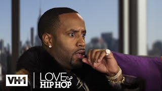 Safaree Reacts to A1 Admitting He Had Liposuction | Love & Hip Hop: Hollywood