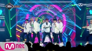 [VARSITY - Hole in one] KPOP TV Show | M COUNTDOWN 170518 EP.524