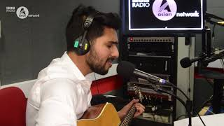 Armaan Malik performs a hit mashup - Asian Network Breakfast Show With Harpz Kaur In Mumbai