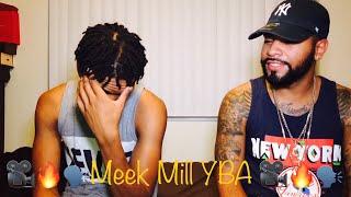 Meek Mill - YBA (Official Video) REACTION