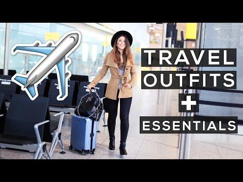 Travel Outfits Travel Essentials Mimi Ikonn
