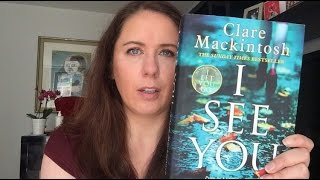 Victoria's Book Review: I See You by Clare Mackintosh