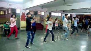Mile ho tum humko dance choreography - lyrical hip hop - Rockstar Academy Chandigarh