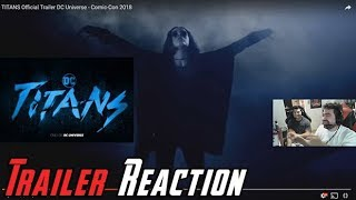 TITANS - Angry Trailer Reaction!