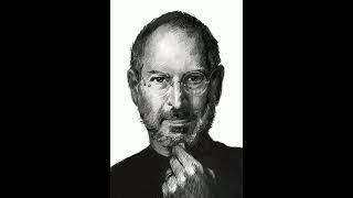 IPad drawing Steve Jobs on Procreate