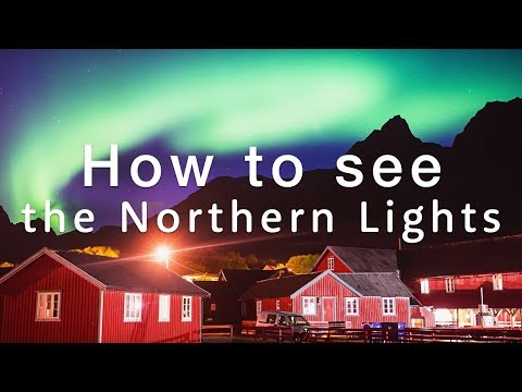 5 Mega Tips on How To See the Northern Lights Travel Better in Iceland 🔍 ⛺ 🇮🇸