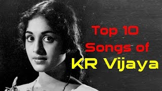Top 10 Romantic Songs of KR Vijaya | Tamil Movie Audio Jukebox