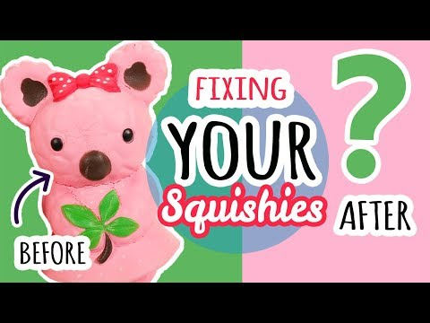 Xxx Mp4 Squishy Makeover Fixing Your Squishies 15 3gp Sex