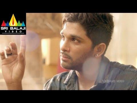 Iddarammayilatho Movie Interval Fight Scene   Allu Arjun, Amala Paul, Catherine   Sri Balaji Video