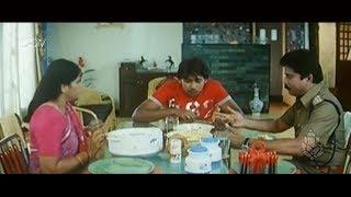 Yeno istu Bega Hallakke Bilthiya ? Prajwal Devaraj Best Scene | Meravanige Kannada Movie