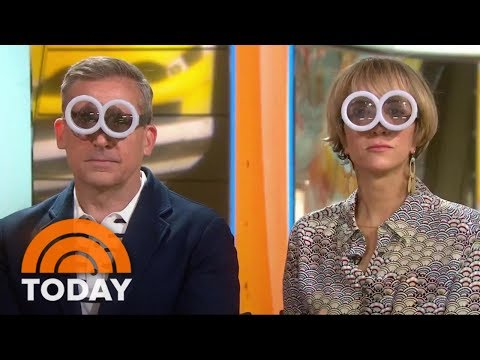 Steve Carell And Kristen Wiig Talk 'Despicable Me 3' TODAY