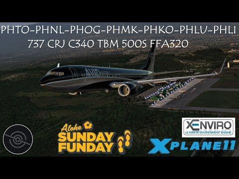 Xxx Mp4 X PLANE 11 PHTO PHNL PHOG PHMK PHKO PHLU PHLI 737 CRJ C340 TBM 500S E550 Sunday Funday Hops 3gp Sex