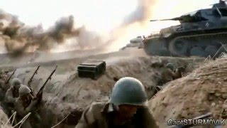 SOVIET MARCH - GERMAN vs RUSSIA-ww2