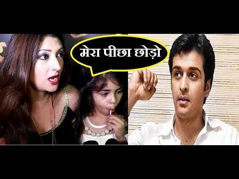 Xxx Mp4 4 साल की बेटी को लेकर अलग हुई JUHI पति ने छोड़ा साथ Juhi Sachin Divorce 3gp Sex