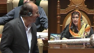 ABC fun in Sindh Assembly - Watch video