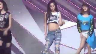 140911 T-ARA M!Countdown Sugar Free Jiyeon Vers