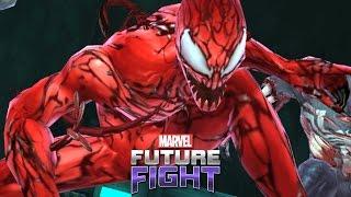 CARNIFICINA TOTAL, ELE É MUITO PODEROSO! - Marvel Future Fight #4 (Android Gameplay em PT-BR)