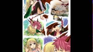 Natsu x Lucy :'D