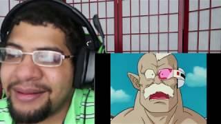 TFS DragonBall Z Abridged REACTION! Episode 33