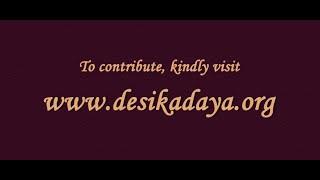 Upanyasam on Sri Vishnu Sahasranamam by Sri.Dushyanth Sridhar - Part 17 - Names 080 & 082-085