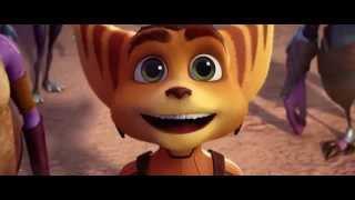 [FANDUB PL] Ratchet & Clank (Film) - Trailer #2