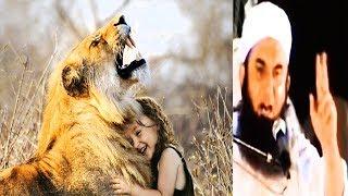 Farishto (Angels) Ka Rona - {Emotional} Short Bayan By Maulana Tariq Jameel