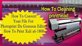 how to convert your file for photoprint  dx gosson edition