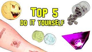 ✔ TOP 5 Best DIY Do It Yourself