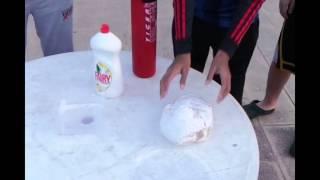 صناعة الثلج الجاف
