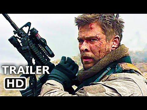 Xxx Mp4 12 STRΟNG Official Trailer 2018 Chris Hemsworth Action Movie HD 3gp Sex