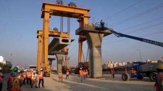 قطار الرياض | موجز لسير العمل بمشروع قطار الرياض - شعبان 1437هـ