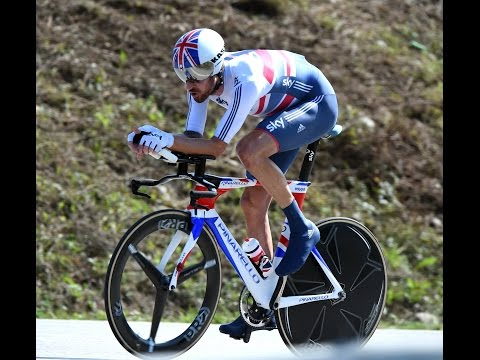 Elite Men's Individual Time Trial Highlights