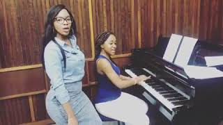 Muvhango:Tebogo and Dintle go crazy😂😂😂