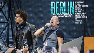 Bruce Springsteen - Berlin 19.6.2016 - Shout! FULL SHOW BLU-RAY VIDEO PREVIEW