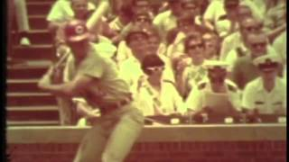 Pete Rose - 1968 Milk Duds TV commercial