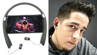 SX-991 Wireless Earbuds ~ 18 HOUR BATTERY!