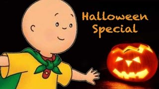 Caillou Full Episodes 🎃  Super HALLOWEEN - Cartoons for Children #Halloween #Cartoon