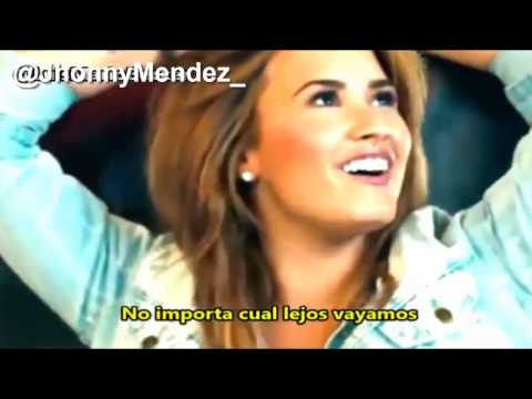 watch Demi Lovato - Made in the USA (Subtitulado Al Español)
