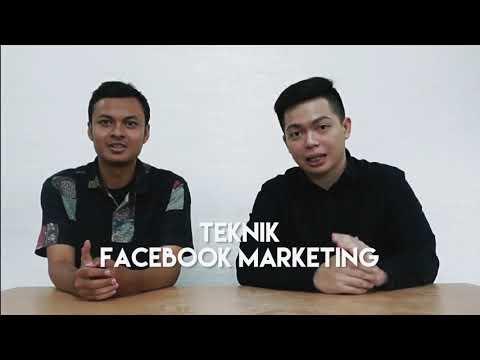 Rico Huang Trik Facebook marketing gratisan