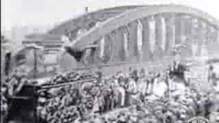 Barnum and Bailey parade (1899). Clip 2