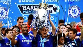 Chelsea FC  ● BPL Champions - FULL CELEBRATION at Stamford Bridge - 24 May 2015